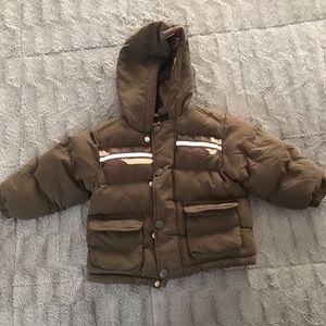 OshKosh 24m reversible winter jacket